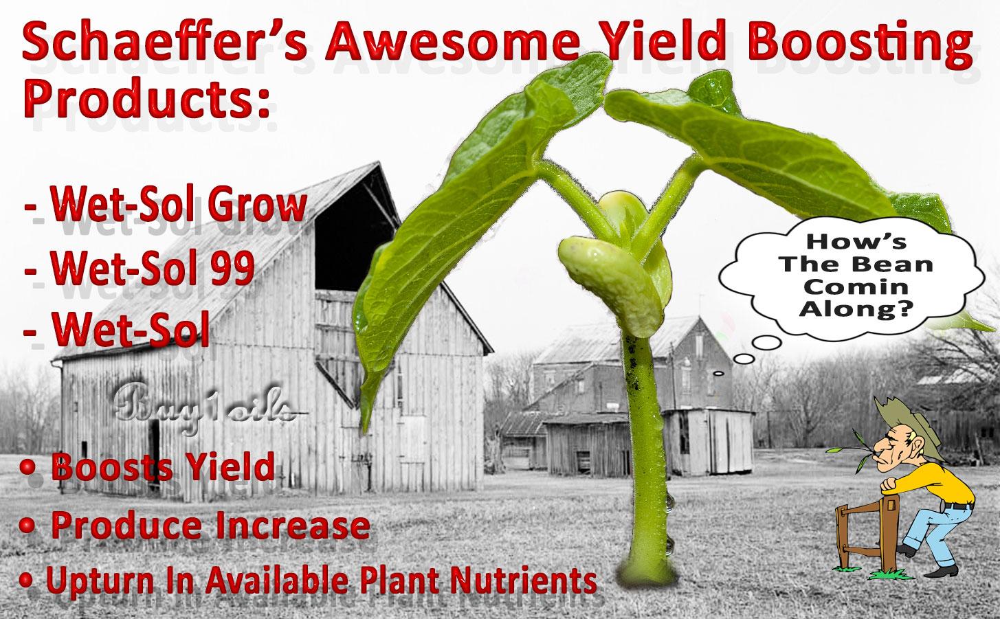 Schaeffer Crop Enhancement